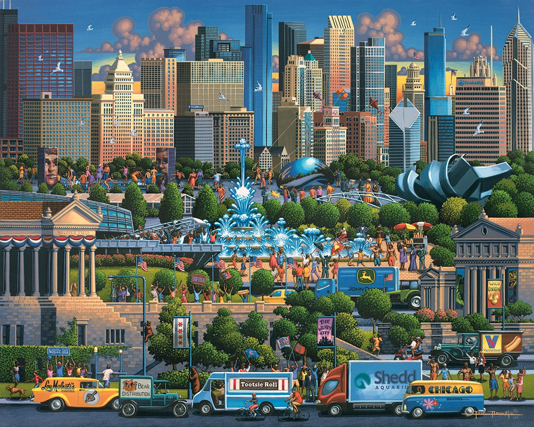 Lionheart Designs International Cities States Jigsaw Puzzles Theme Directory Page Worldwide